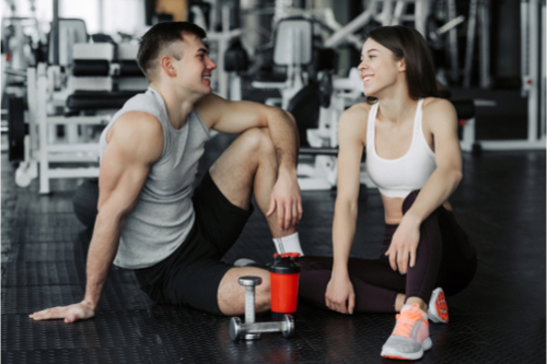 couple fitness