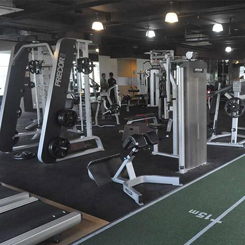Rush Fitness Gym in Kolkata