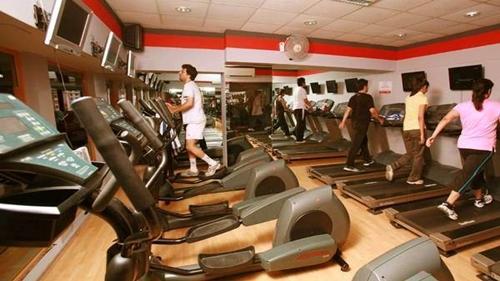 Waves Gym, Andheri West