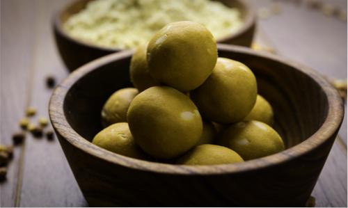 Green gram laddoodiwali sweets at home
