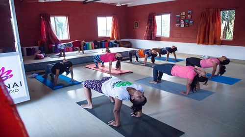 Best Yoga Studio in Chennai