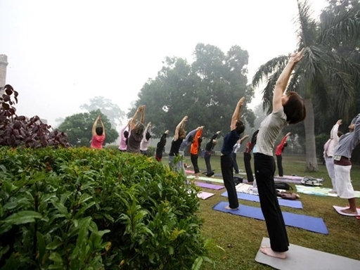 Best Yoga Studios in Delhi
