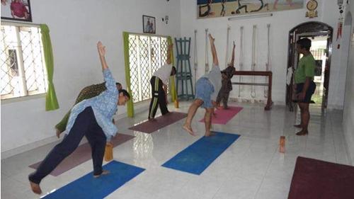 Best Yoga Studios Chennai